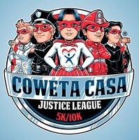 Coweta CASA Justice League 5K/10K