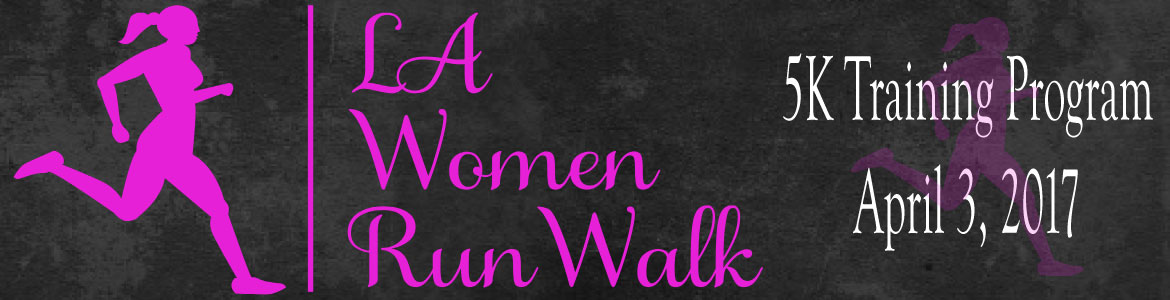LA Women Run Walk