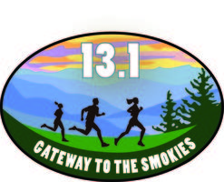 Gateway to the Smokies Half Marathon and 4-Miler