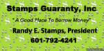 Stamps Guaranty, Inc