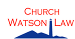 Church Watson Law