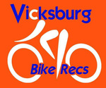 Vicksburg Bike Recs