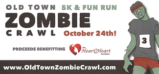 Old Town Zombie Crawl 5K - Fun Run