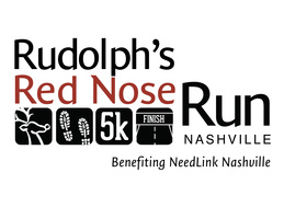 NeedLink Nashville Rudolph's Red Nose Run 5K