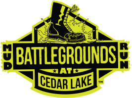 The Battlegrounds Mud Run Obstacle Course - May Race